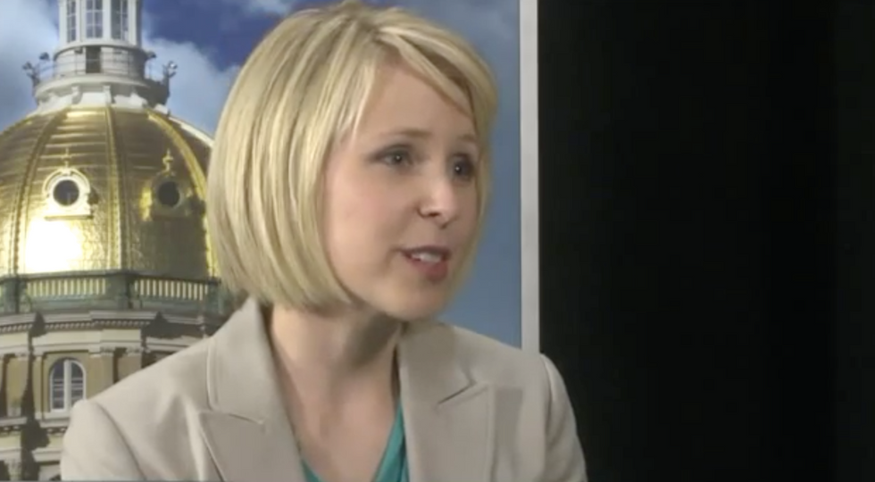 Racism, sexism and the 'C-word': Iowa GOP staffer says senate office was like a 'locker room'