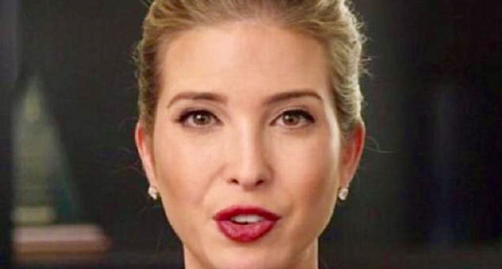 Ivanka Trump issues carefully worded denial of BuzzFeed report on Trump Tower Moscow