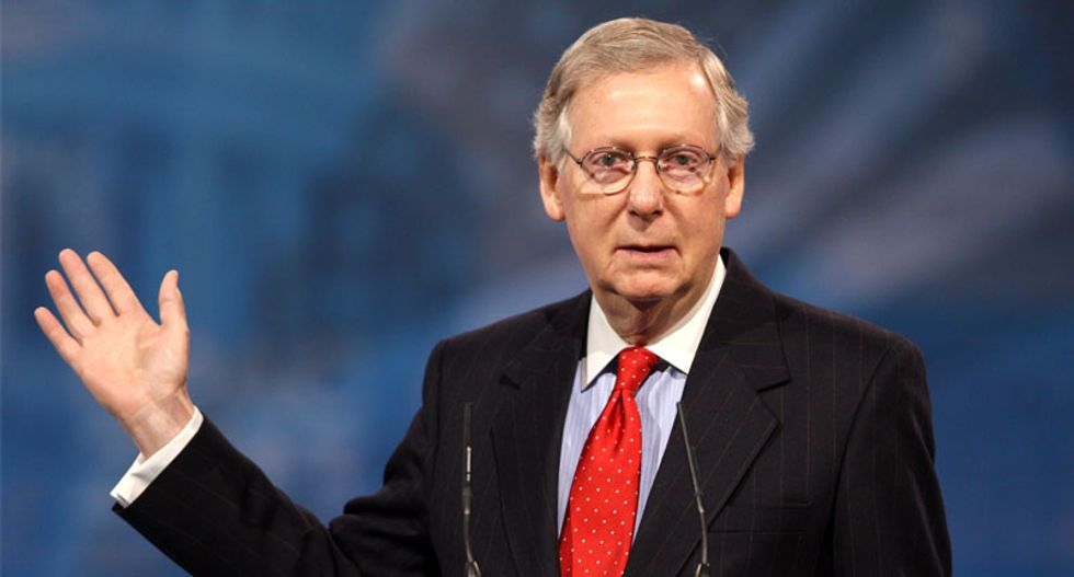 Mitch McConnell just accidentally admitted Trump's coronavirus response is a failure: Kentucky columnist