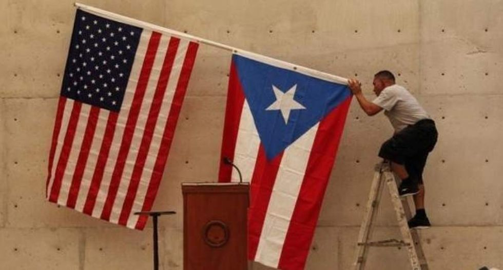 House passes Puerto Rico debt relief bill with $1.9 billion payment looming