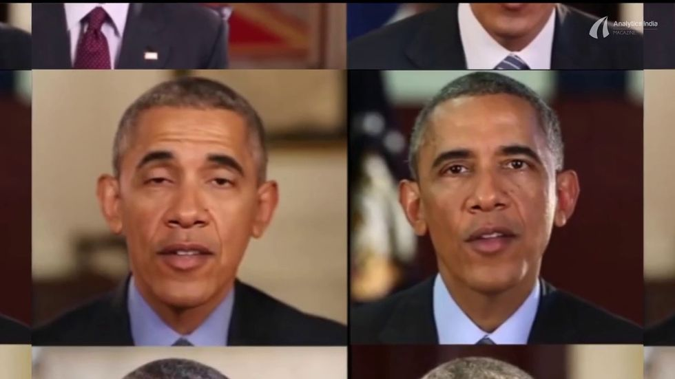 Deepfakes:  Here's how to detect fake online political videos with one simple tell