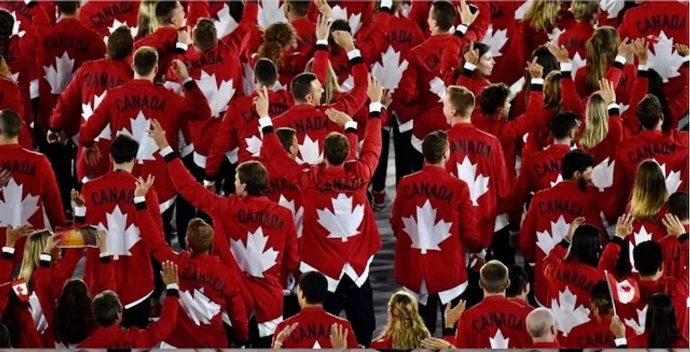 Olympic athletes in 'impossible position' - Canada