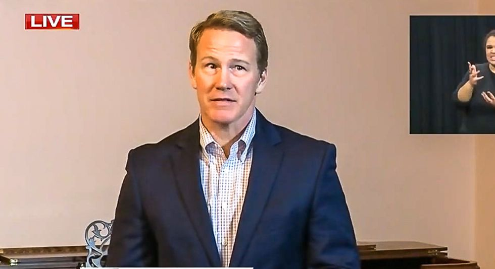 Ohio Lt. Gov. Jon Husted: Trump Labor Dept. asked us 'not to release our numbers on unemployment'
