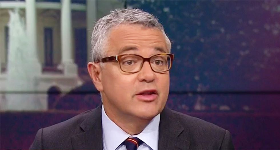 CNN's Jeffrey Toobin 'eats crow' on Jeff Flake criticisms: 'I was wrong -- he changed history'