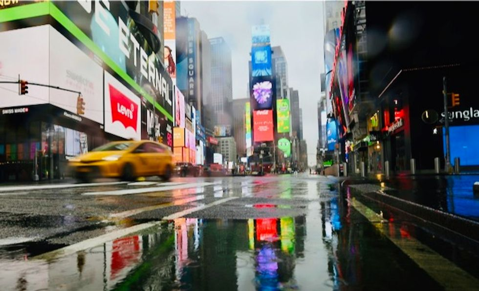 New York seeks virus shutdowns in nine neighborhoods