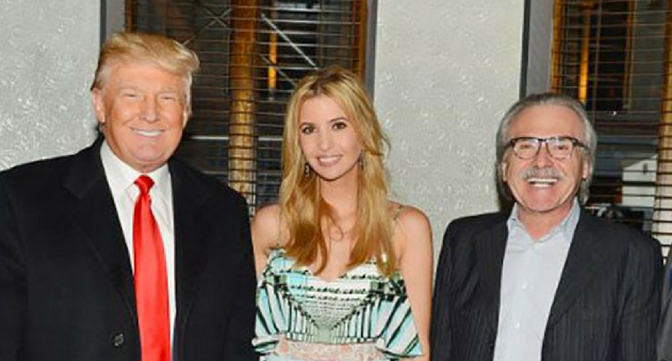 Trump-loving National Enquirer officials knew they were committing 'electoral fraud' during frantic Stormy Daniels negotiations: report
