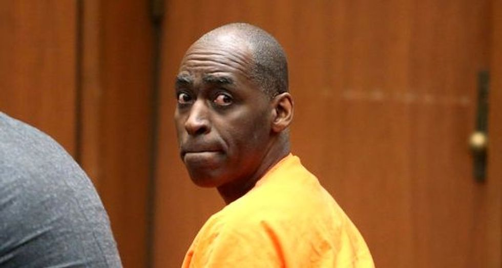 TV actor Michael Jace gets 40 years to life for murder of wife