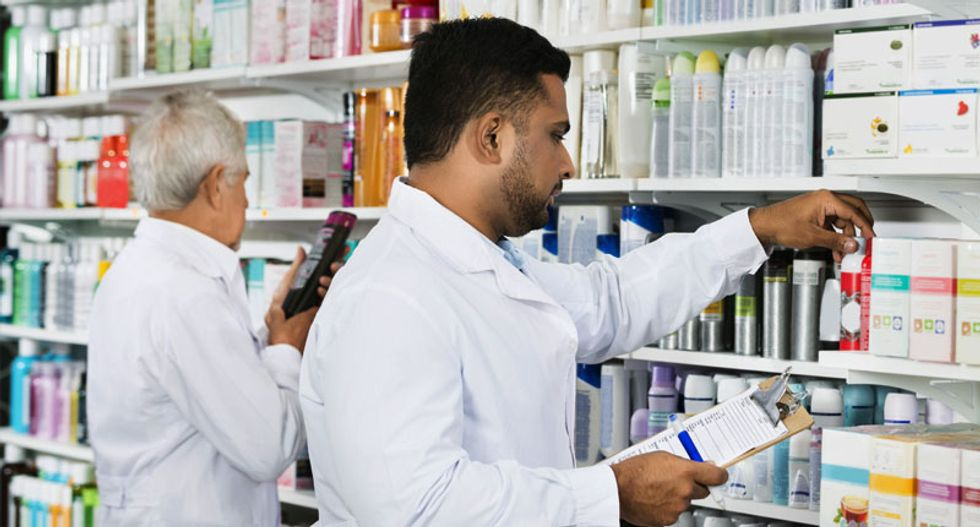 Substitute pharmacists warn their co-workers: We'll probably bring the virus to you