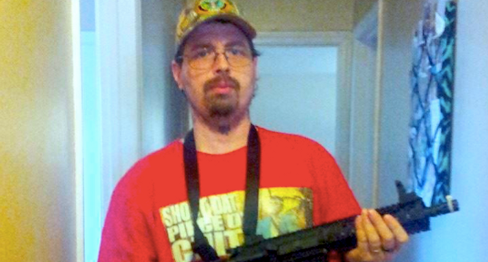 Fox News inspires militia goon's violent plot against Muslim town — and all he got was probation