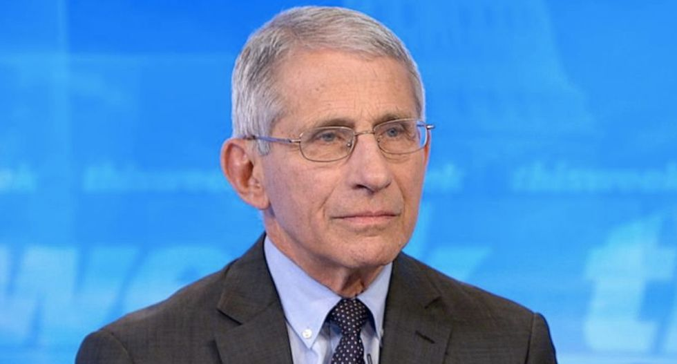 Dr. Anthony Fauci was 'absolutely not' surprised Trump caught COVID at the Rose Garden superspreader event