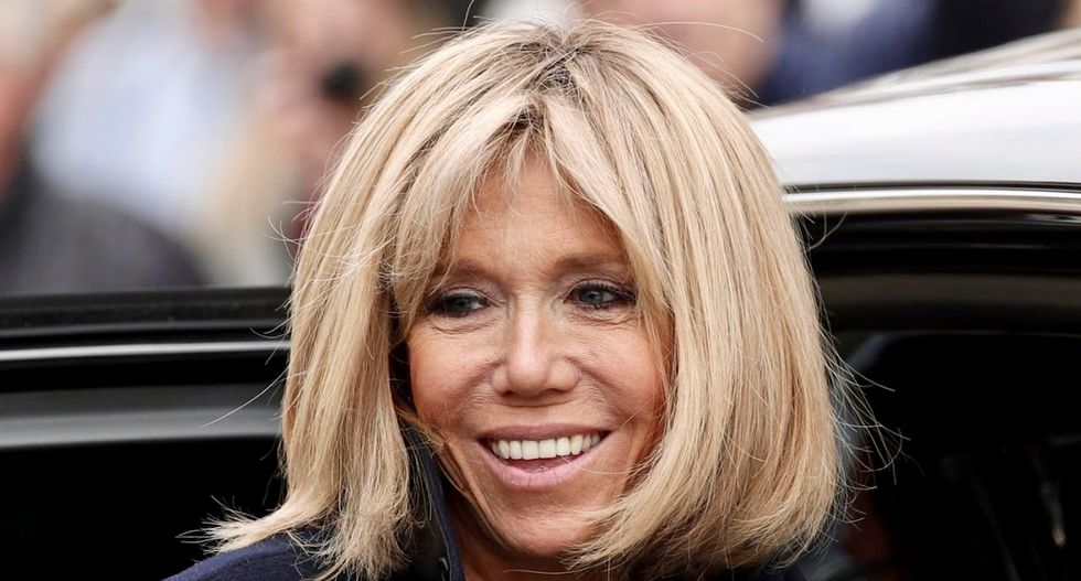 French first lady Brigitte Macron told Parisians why she pities Melania Trump: report
