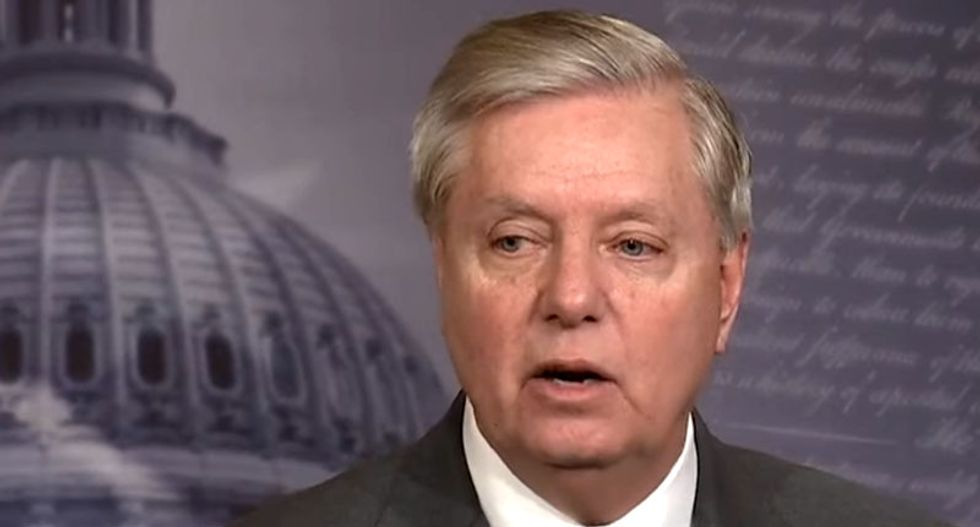 Lindsey Graham rejects Trump's claim Obama is guilty of treason: 'I don't know what he's talking about'