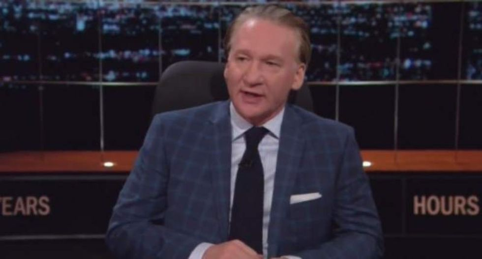 Bill Maher: The GOP's Frankenstein monster isn't Trump -- it's the people voting for him