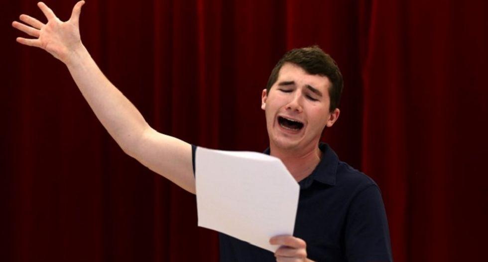 Singers vie to play 'Pharma Bro' Martin Shkreli, America's 'most-hated man', in musical