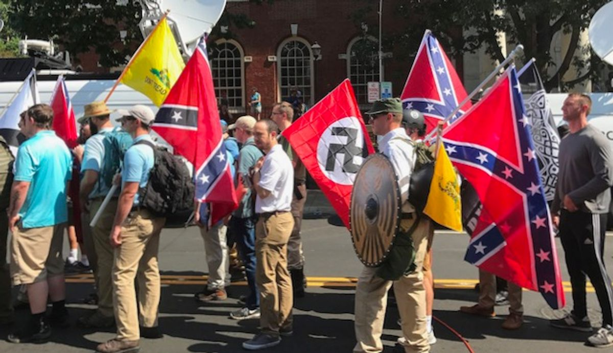 Racist hate crimes take huge jump in Michigan as white supremacists ramp up recruitment: report