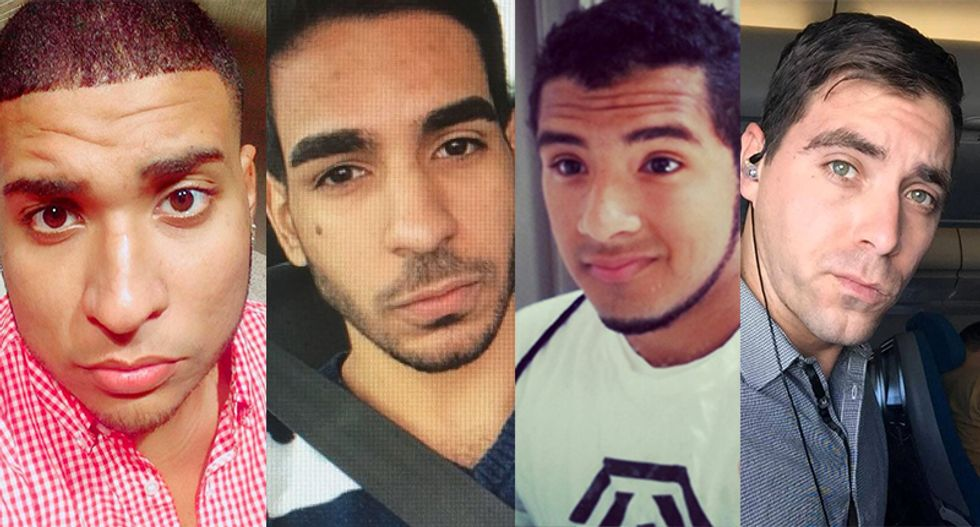 Police reveal names of Orlando club shooting victims