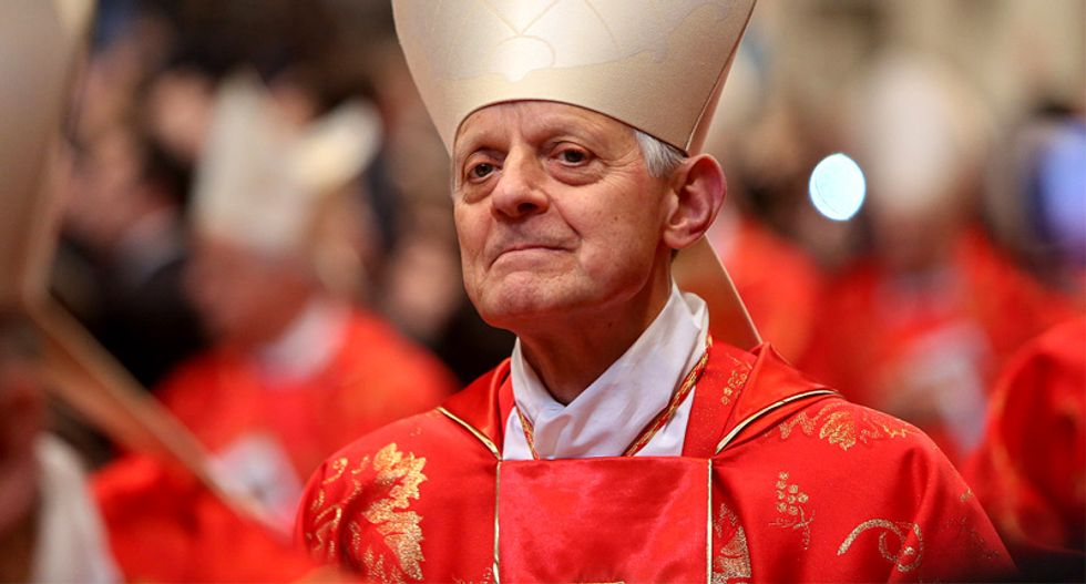 Is Washington's Cardinal Wuerl getting kicked out of DC in wake of abuse cover-up allegations?