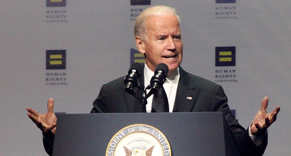 Joe Biden: 'Show a little class' -- Bernie voters will come around and vote for Hillary