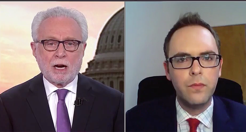 CNN's Wolf Blitzer: 'It's clear that the doctors scared Trump telling him 2.2 million people could die'