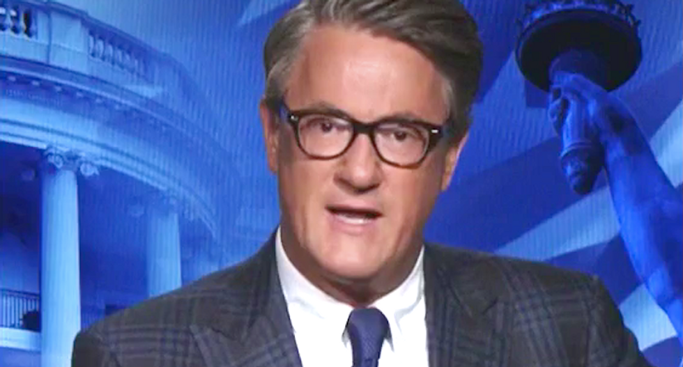 'This process is illegitimate': MSNBC's Morning Joe says Democrats should walk out of Kavanaugh hearings