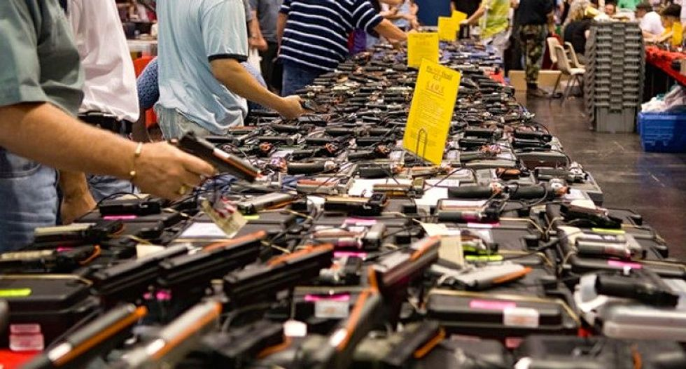 Another gun seller has made a call to only sell guns to people over the age of 21
