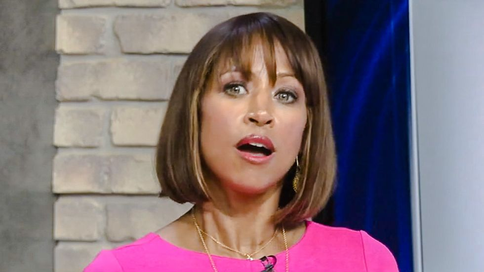 Stacey Dash: Gay club needed 'good guys' with Glocks to 'take out' assault rifle
