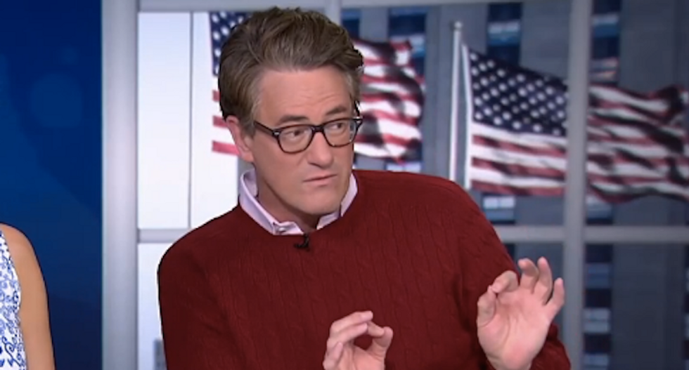 'Morning Joe' compares Trump's comments on Obama to 'scumbags' who blamed Bush for 9/11