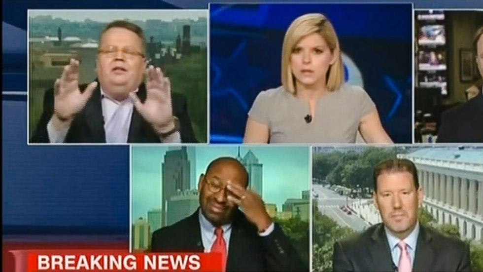 CNN host calls BS on Muslim ban: Shooter 'is as much of an American citizen as Donald Trump is'