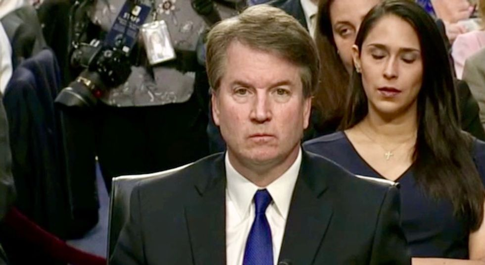 Cory Booker just released confidential Brett Kavanaugh documents -- read them here