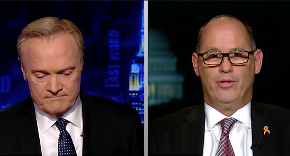 WATCH: Lawrence O'Donnell's poetic tribute to Parkland dad Fred Guttenberg