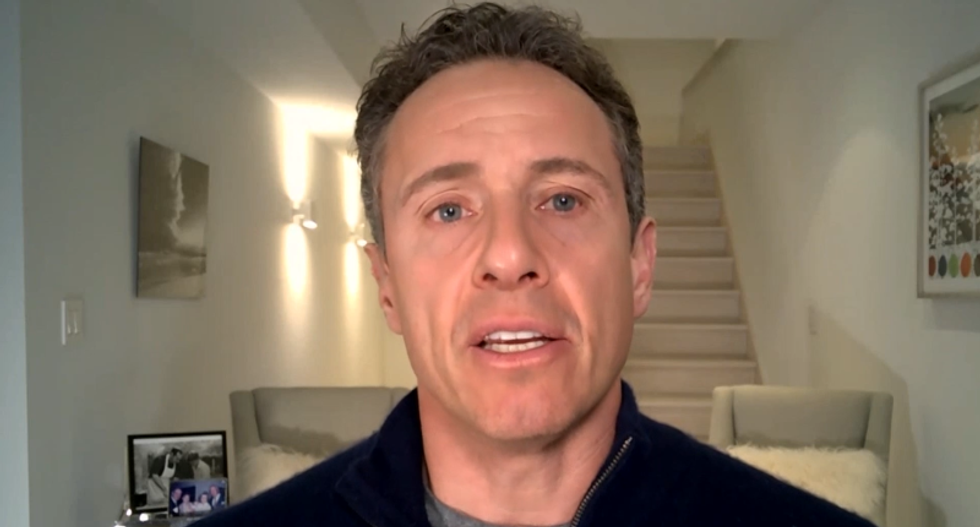 CNN's Chris Cuomo blasts Trump for talking from both sides of his mouth on reopening states