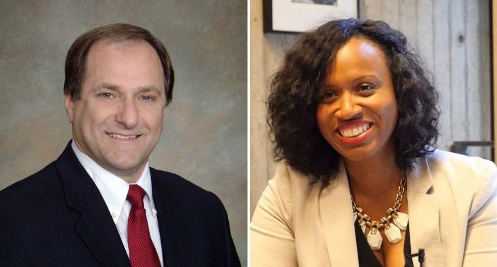 Ten-term male Democrat falls to progressive black woman in Massachusetts primary