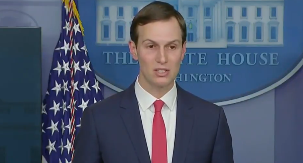 Kushner's claim federal stockpile isn't for state use contradicted by experts — and Trump's administration