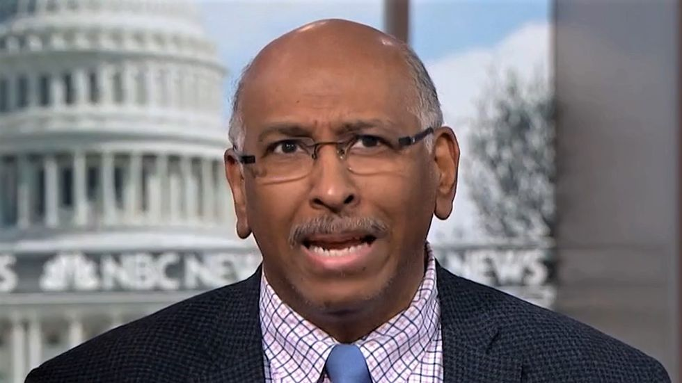 Ex-RNC chair rains hell on GOP for backing Trump's emergency order: 'A pathetic display of feckless leadership'