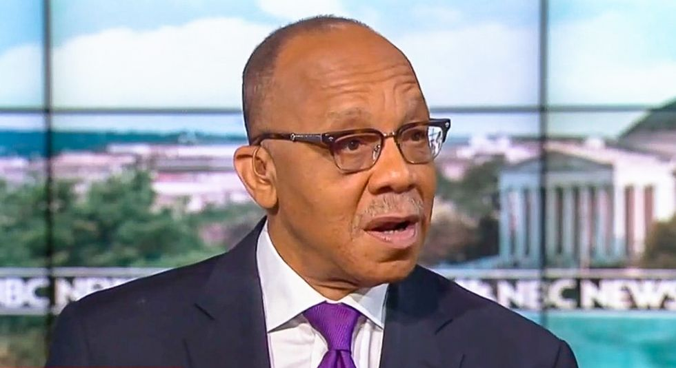 Damage control: Eugene Robinson explains why beating Trump won't be the next president's greatest challenge