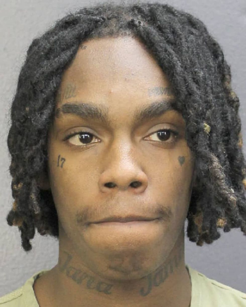 Incarcerated Florida rapper YNW Melly says he has tested positive for coronavirus