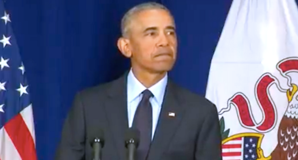 Obama: GOP's stance on preexisting conditions off-base -- especially during a pandemic