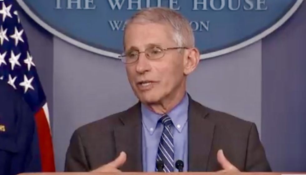 Dr Fauci opens up about the harassment he faces for speaking up for public health: My inbox is 'not good'