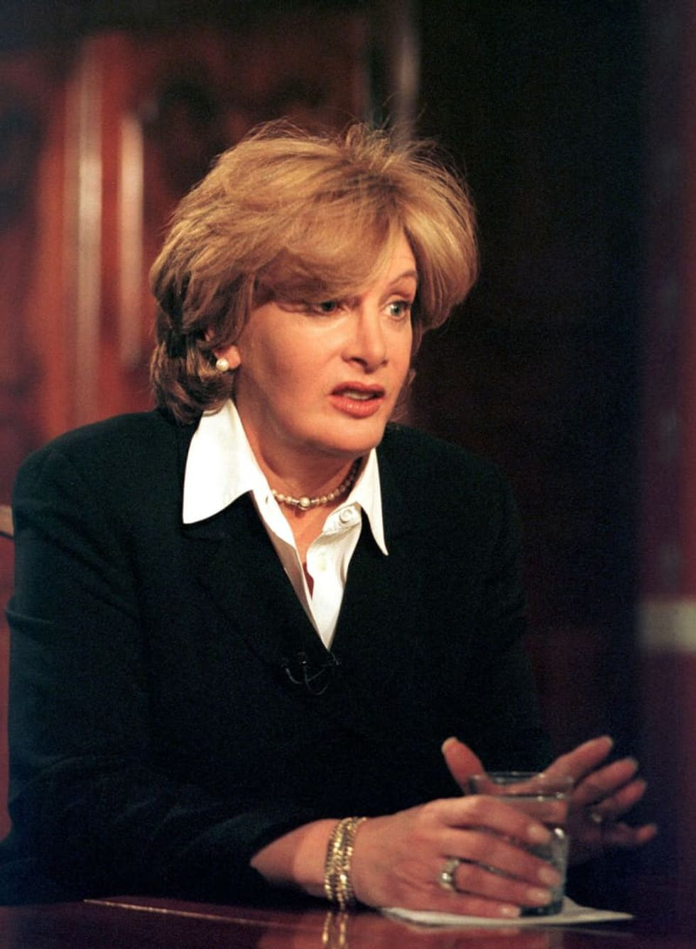 Linda Tripp, central figure in Bill Clinton's impeachment, dies at 70