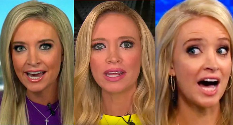 Trump's new spokeswoman Kayleigh McEnany has a history of melting down on live TV -- here are her 5 most unhinged moments