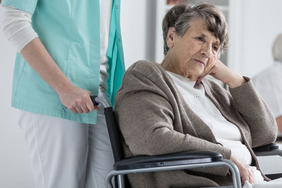 Illinois nursing homes sue state over low Medicaid rates
