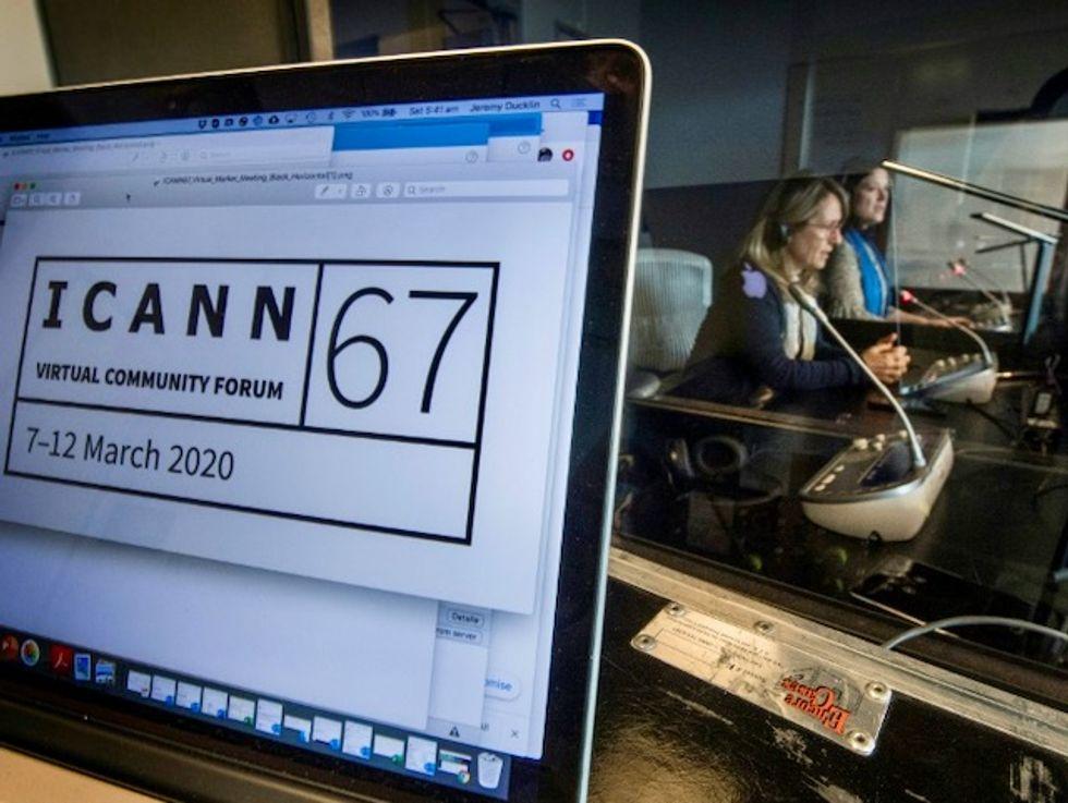 Internet overseers seek crackdown on coronavirus website scams