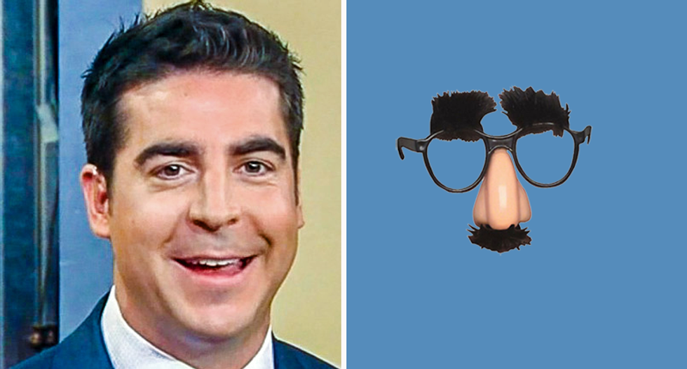 WATCH: Fox News host claims early voting will result in people voting multiple times -- by wearing disguises