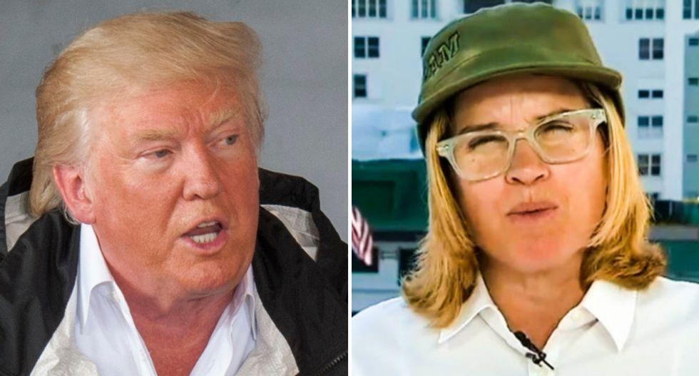 San Juan mayor torches Trump for his 'despicable' Puerto Rico bragging: 'You're so vain'
