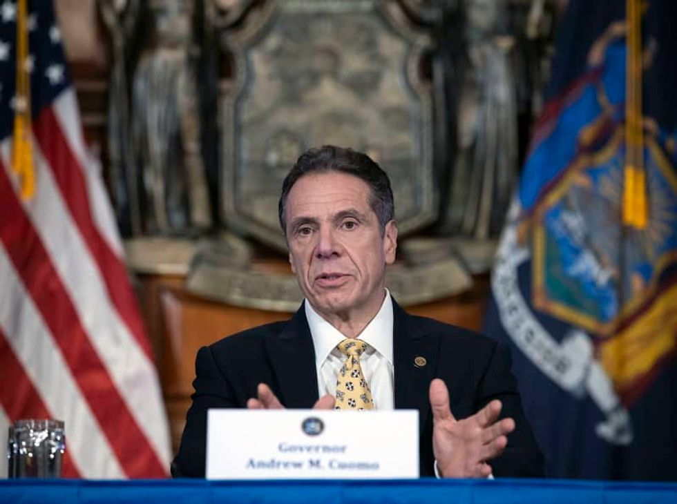Cuomo rules out replacing Joe Biden as Democratic presidential candidate
