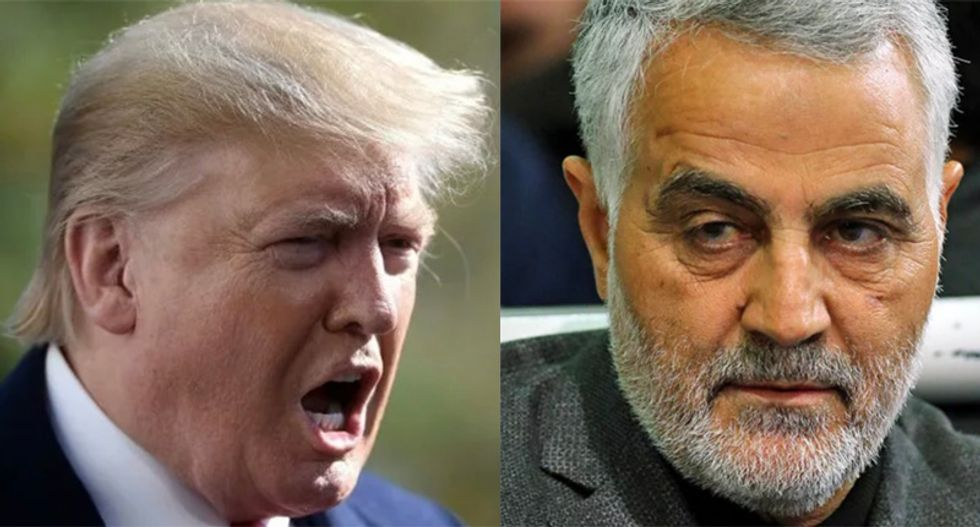 Trump legally killed Suleimani -- then 'shot himself in the foot' by lying about it: conservative columnist
