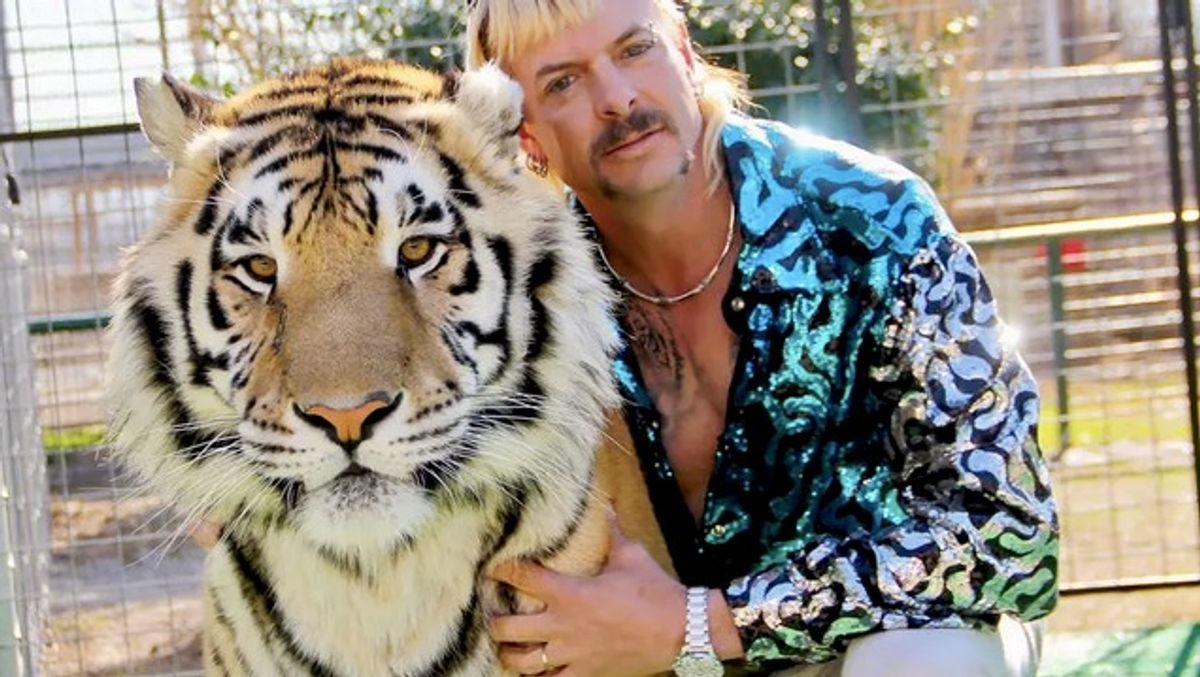 Tiger King Joe Exotic has a new plan to get back at rival Carole Baskin