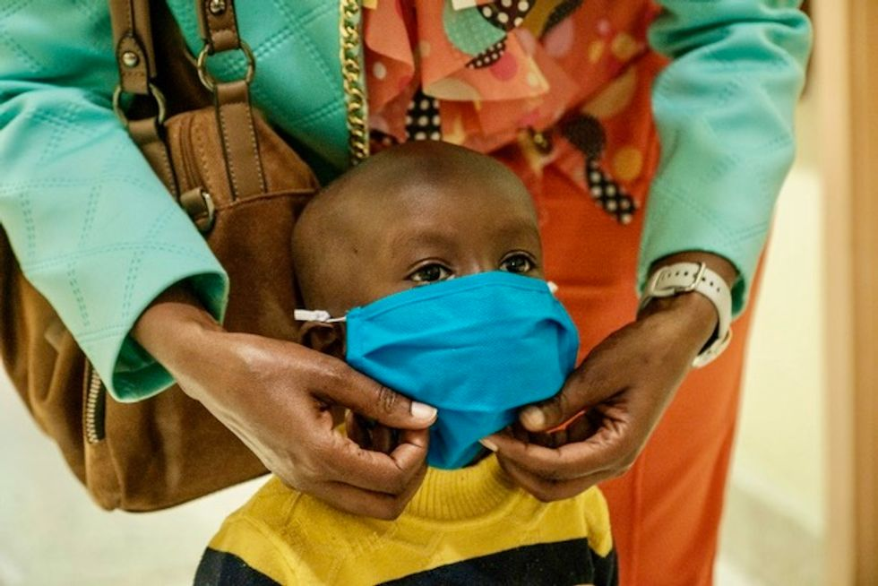 Minorities made up 78 percent of US COVID-19 pediatric deaths: study