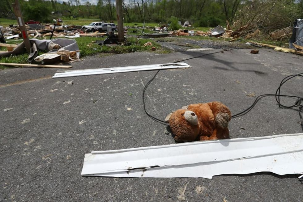 Governor says South Carolina faces 'new disaster' after tornadoes kill 9