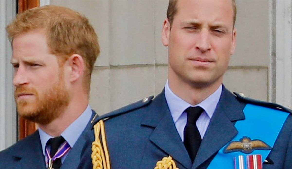Prince William denies British royal family is 'racist'